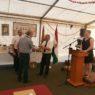 100 éves a tűzoltó egyesület